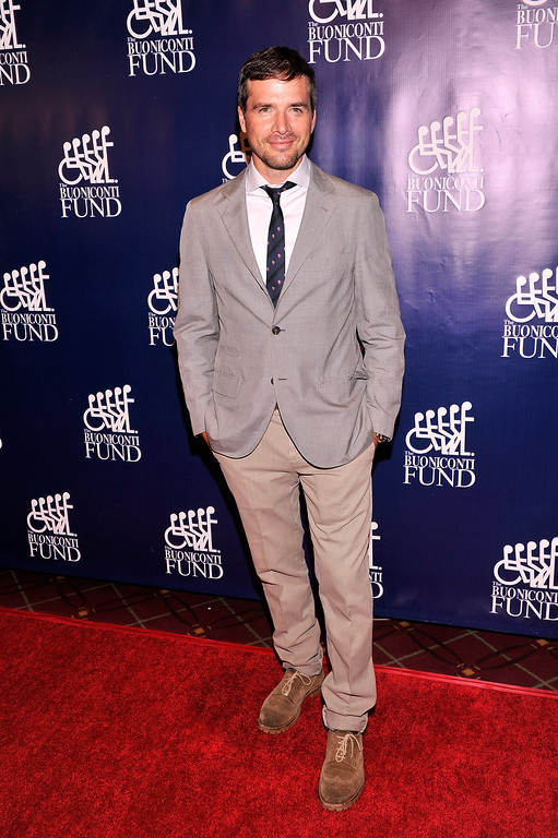 . Actor Matthew Settle attends the 28th Annual Great Sports Legends Dinner to Benefit The Buoniconti Fund To Cure Paralysis at The Waldorf Astoria on September 30, 2013 in New York City.  (Photo by Stephen Lovekin/Getty Images for The Buoniconti Fund To Cure Paralysis)