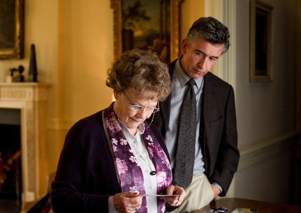 ". 2014 Academy Award Nominee for Best Picture: ""Philomena.\"" (Photo by Alex Bailey, Provided by the Weinstein Company)"