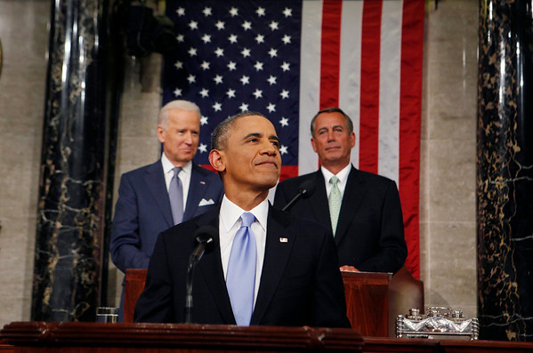 PHOTOS: State of the Union, President Barack Obama gives sixth address