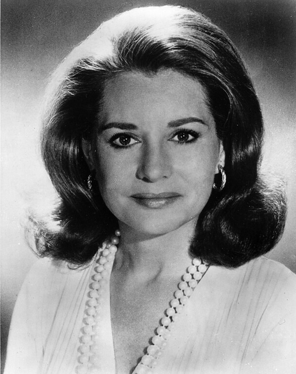 . Television newswoman Barbara Walters is seen in this undated photograph. (AP Photo)