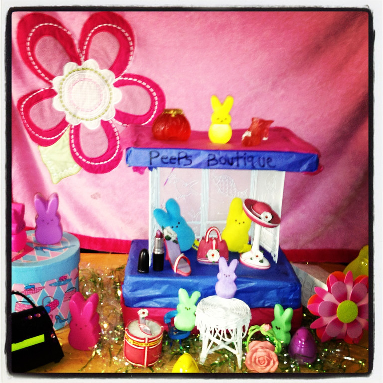 . Peeps Boutique, Adriana Griego, 6 years old