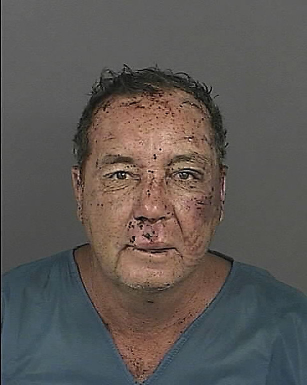 . Police arrested Roberto Santistevan, 1/24/1958 for investigation of First Degree Murder. On August 7, 2011, at 10:10 p.m. Denver Police received a call concerning a Domestic Violence incident occurring at 1080 South Eliot Street. Officers responded to the scene and found a female who appeared to be suffering from stab wounds. She was transported to an area hospital where she was pronounced dead. Through the investigation it was learned that neighbors heard a loud disturbance taking place and called police. The neighbors then went to the scene and found the injured victim. They detained a male suspect until police arrived.