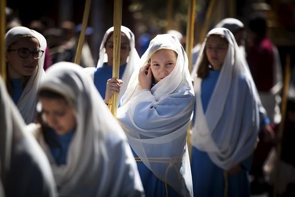 PHOTOS: Christians celebrate Palm Sunday across the globe