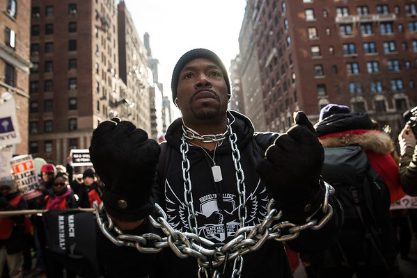 PHOTOS: National March Against Police Violence
