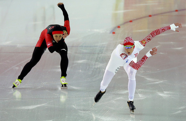 PHOTOS: Women's 500m Speed Skating at Sochi 2014 Winter Olympics