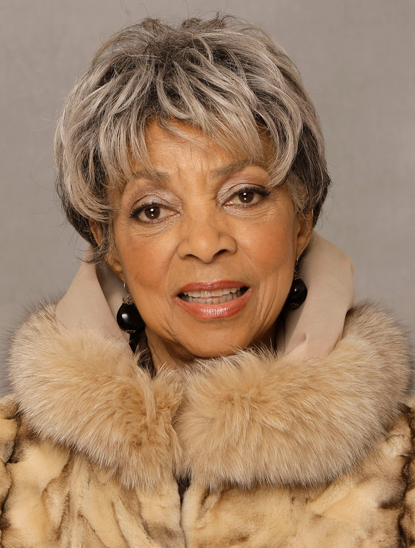""". Actress Ruby Dee, nominated  for an Oscar for best supporting actress, for \""""American Gangster,\"""" poses for a photograph in Beverly Hills Calif., Monday, Feb. 4, 2008. (AP Photo/Kevork Djansezian)"""