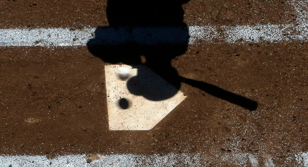 . Colorado Rockies\' Justin Morneau takes a pitch during the first inning of a baseball game against the Milwaukee Brewers Sunday, June 29, 2014, in Milwaukee. (AP Photo/Morry Gash)