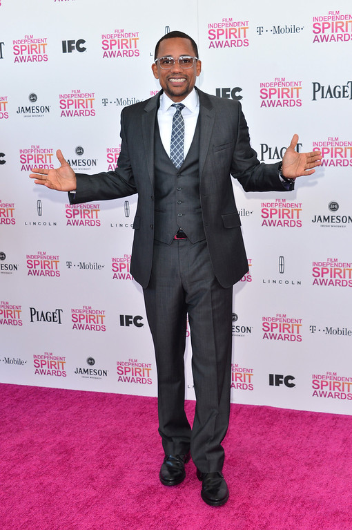 . SANTA MONICA, CA - FEBRUARY 23:  Actor Hill Harper attends the 2013 Film Independent Spirit Awards at Santa Monica Beach on February 23, 2013 in Santa Monica, California.  (Photo by Alberto E. Rodriguez/Getty Images)