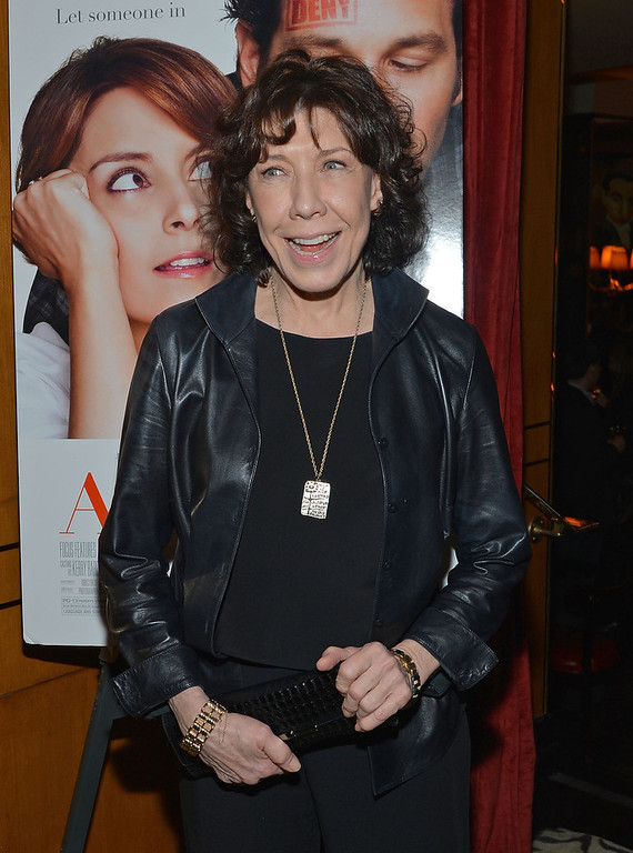 """. Actress Lily Tomlin attends \""""Admission\"""" New York Premiere After Party at Monkey Bar on March 5, 2013 in New York City.  (Photo by Mike Coppola/Getty Images)"""