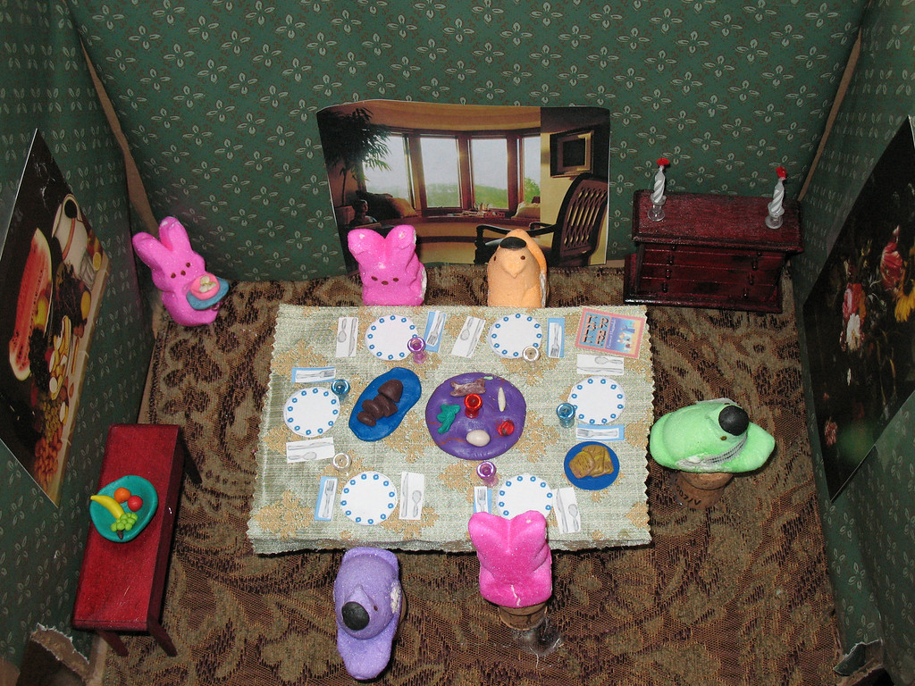 . Passover with My Peeps. Created by Darryl, Shirley, and Hope Stafford, 65,62 30