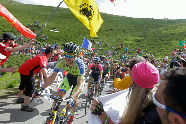 PHOTOS: Tour de France, Stage 16 – July 22, 2014