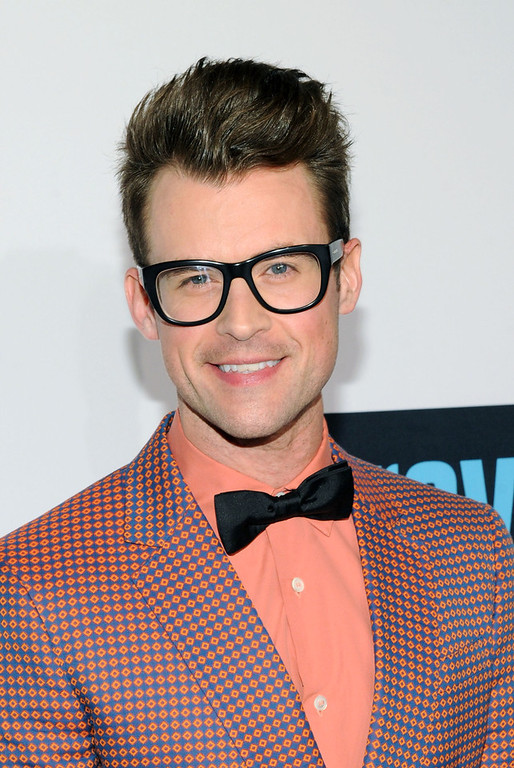 . Brad Goreski attends the 2013 Bravo New York Upfront at Pillars 37 Studios on April 3, 2013 in New York City.  (Photo by Craig Barritt/Getty Images)