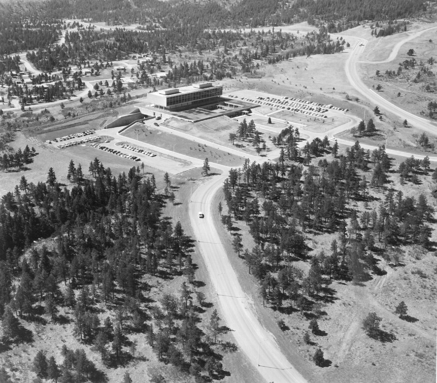 . Air Force Academy Hospital, 1965. The Denver Post Library Archive