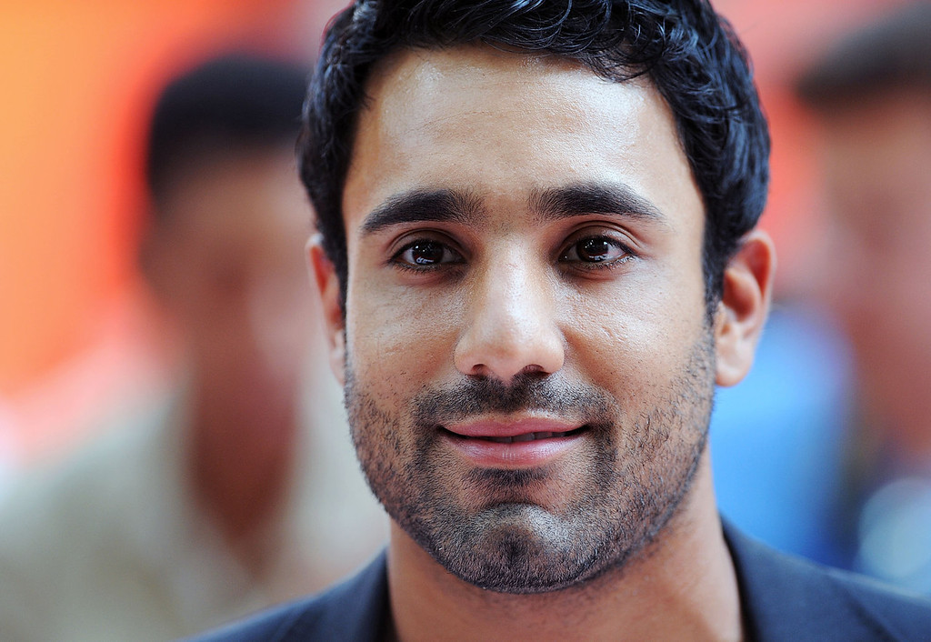 . Ravi Bopara attends the European Premiere of \'Red 2\' at Empire Leicester Square on July 22, 2013 in London, England.  (Photo by Stuart C. Wilson/Getty Images)