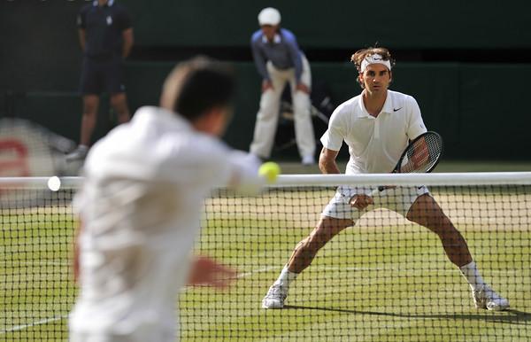 PHOTOS: Wimbledon Men's Singles Semifinals – July 4, 2014