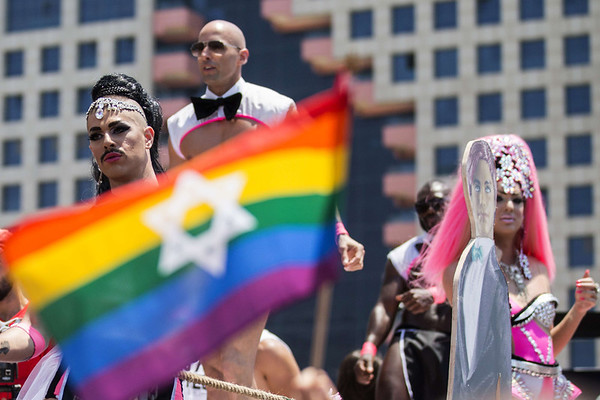 PHOTOS: Israel Gay Pride Parade in Tel Aviv