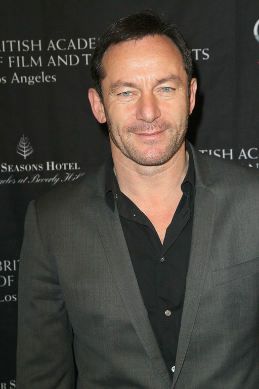. Actor Jason Isaacs arrives at the BAFTA Los Angeles 2013 Awards Season Tea Party held at the Four Seasons Hotel Los Angeles on January 12, 2013 in Los Angeles, California.  (Photo by David Livingston/Getty Images)