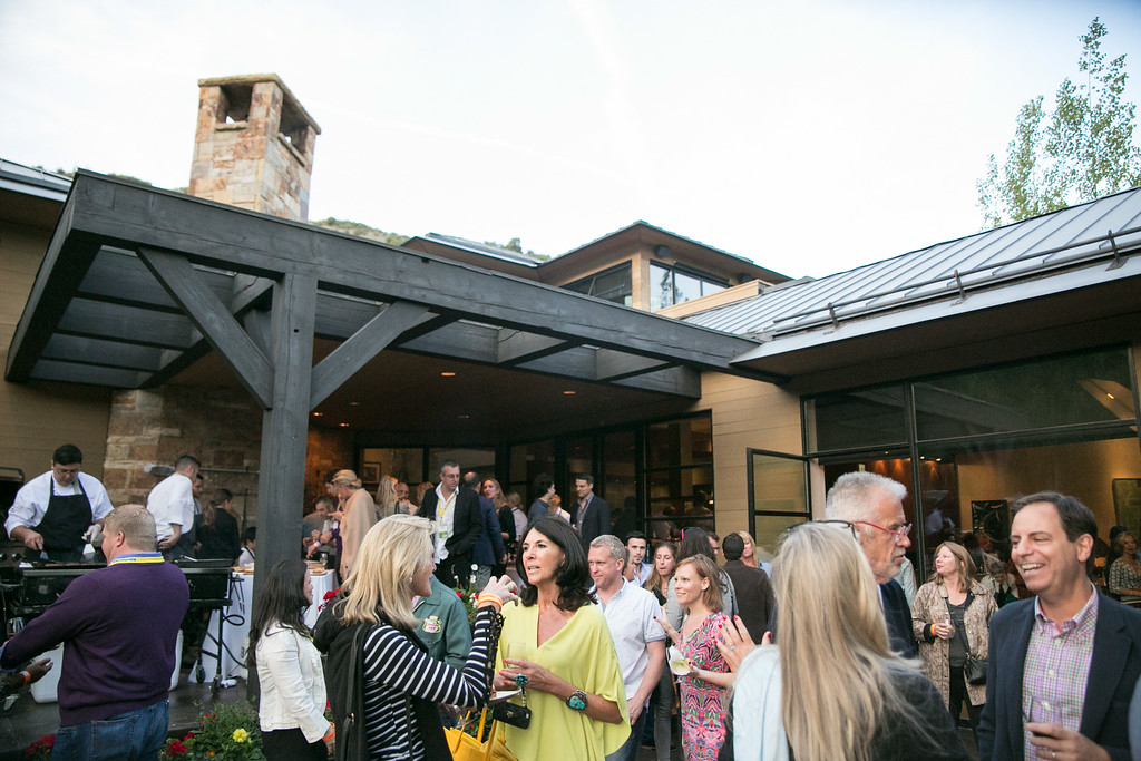 . The 2014 Food & Wine Classic in Aspen, Colorado. (Photo by Galdones Photography/Provided by FOOD & WINE)