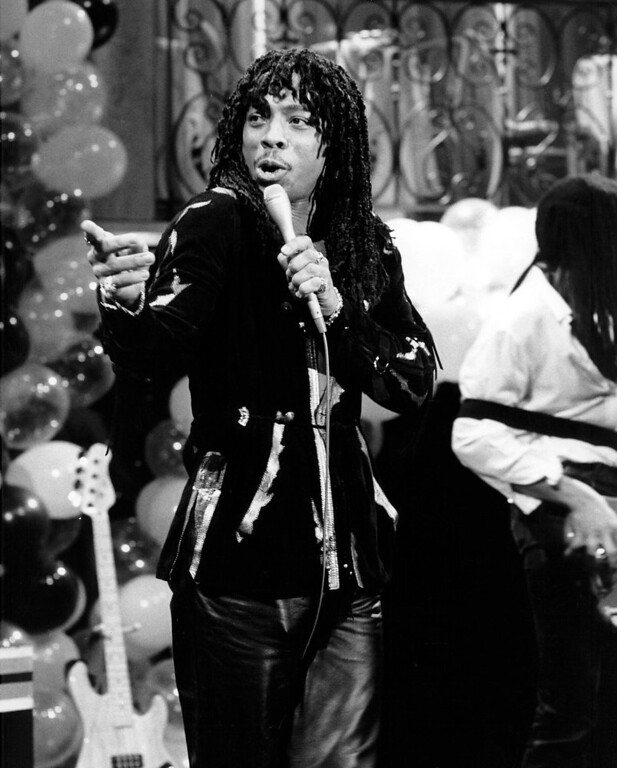 . NYRE 1979 Rick James