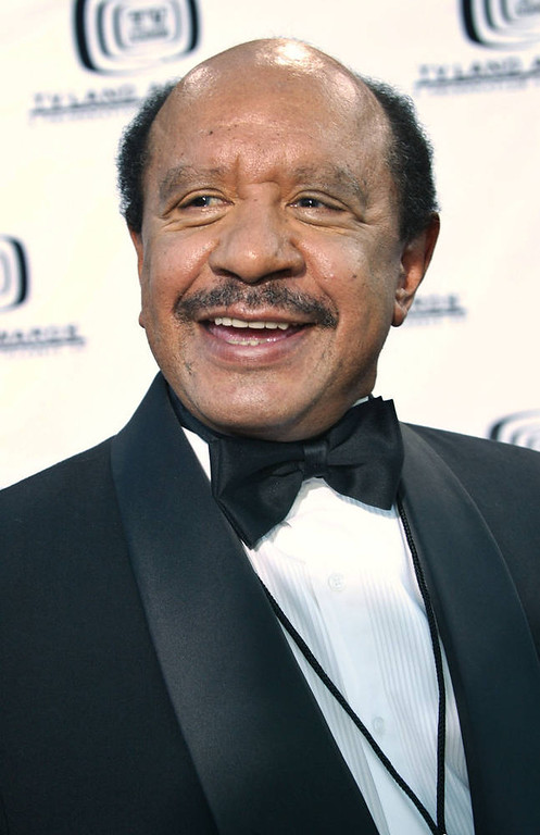 . Actor Sherman Hemsley.  (Photo by Frederick M. Brown/Getty Images)