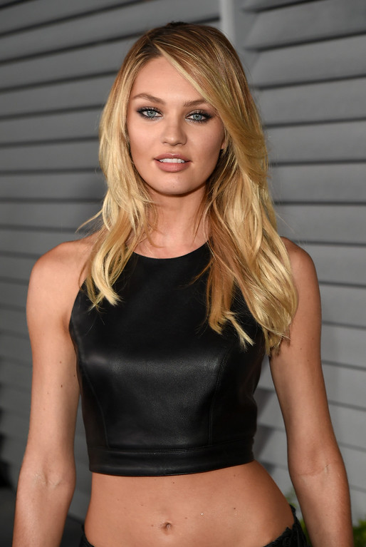 . Model Candice Swanepoel attends Maxim\'s Hot 100 Women of 2014 celebration and sneak peek of the future of Maxim at Pacific Design Center on June 10, 2014 in West Hollywood, California.  (Photo by Jason Merritt/Getty Images for MAXIM)