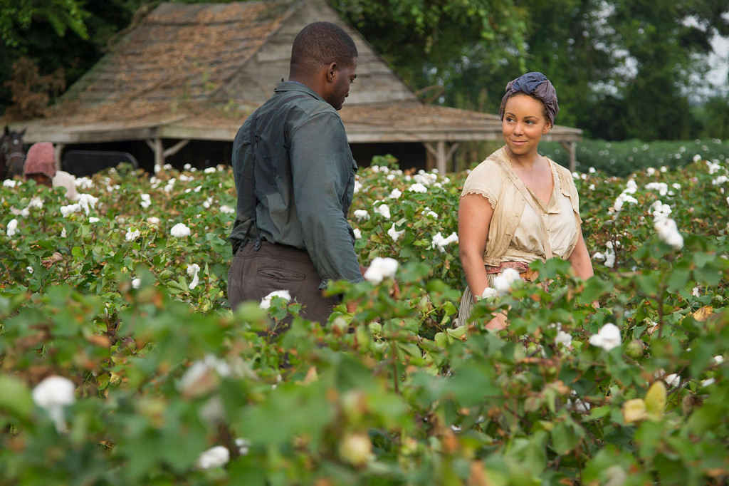 """. Mariah Carey as Hattie Pearl, right, in a scene from \""""Lee Daniels\' The Butler.\"""" (AP Photo/The Weinstein Company, Anne Marie Fox)"""