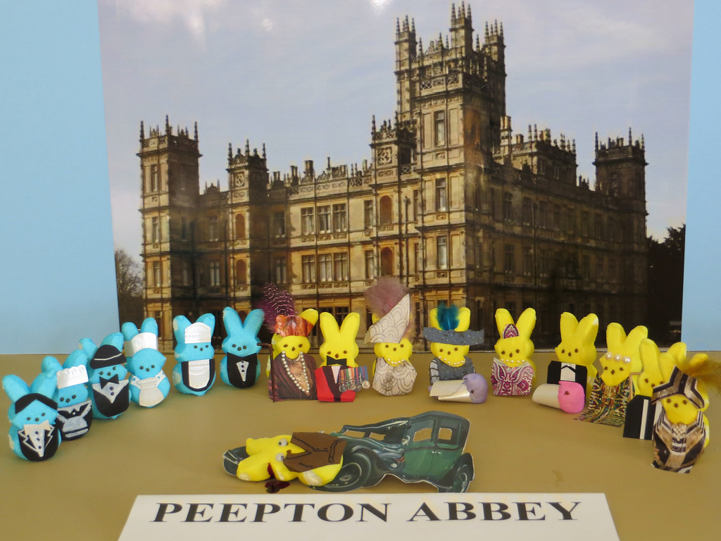 . Peepton Abbey - Masterpeeps Theater -  Carol Wilke (age 54)  Tracy O\'Shaughnessy (age 51)   Patrick Soran (age 59)  Marc Coulter (age 42)