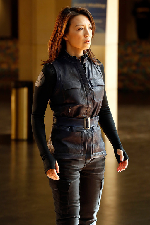 ". MARVEL\'S AGENTS OF S.H.I.E.L.D. - ""Pilot\"" (ABC/Justin Lubin) MING-NA WEN"