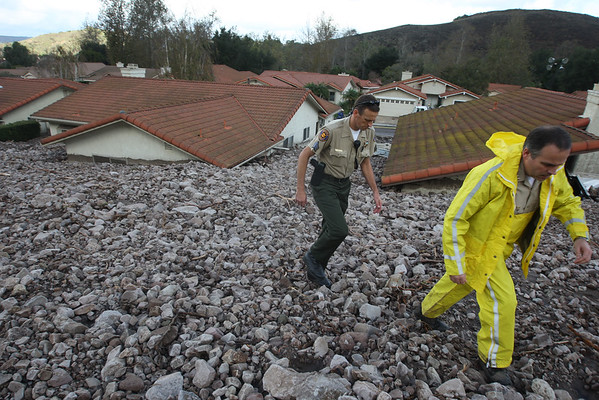 PHOTOS: Major storm causes flooding, mudslides in California