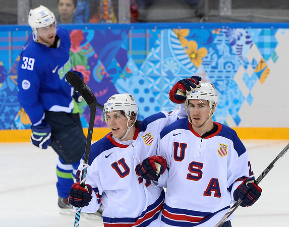PHOTOS: Men's and Women's Hockey from Sochi 2014 Winter Olympics