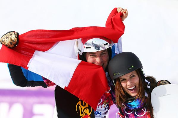 PHOTOS: Men's and Women's Snowboarding Parallel Slalom, Sochi 2014 Winter Olympics