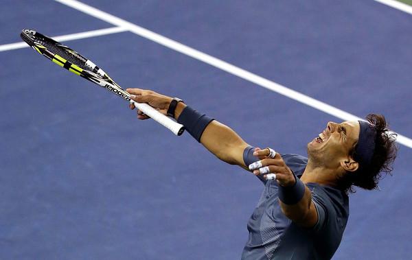 PHOTOS:  Nadal beats Djokovic to win U.S. Open