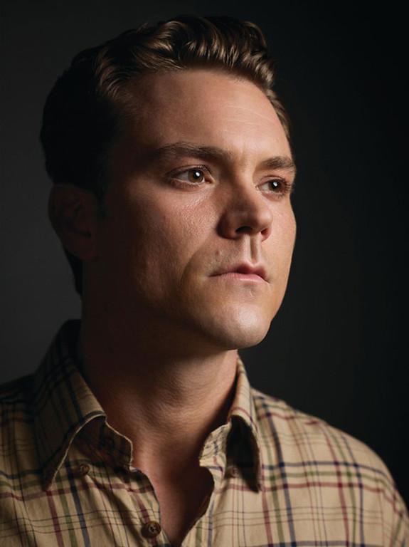 . Clayne Crawford as Ted Talbot, Jr., Daniel\'s stepbrother.