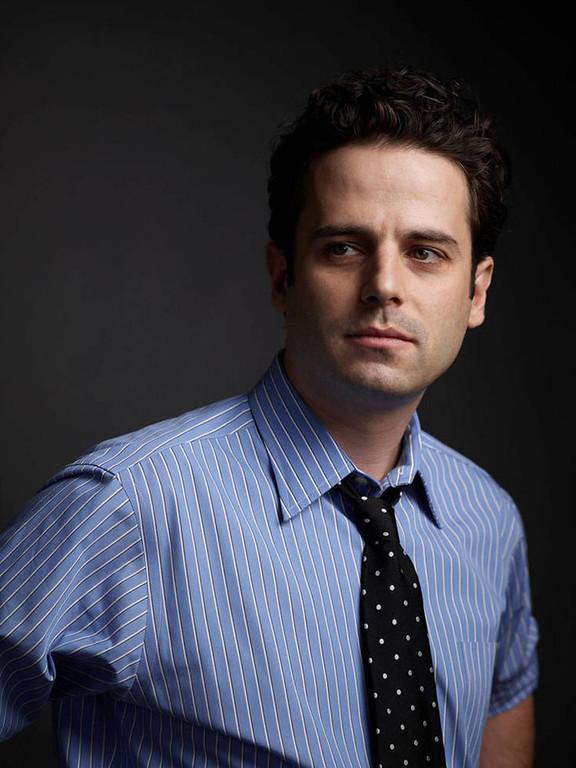 . Luke Kirby as Jon Stern, Daniel\'s lawyer.