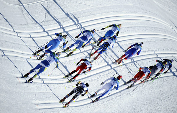 PHOTOS: The Best of Olympic Nordic Events from Vancouver Olympics 2010