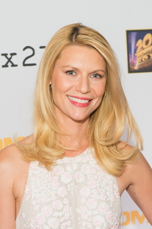 ". Claire Danes attends a premiere screening hosted by SHOWTIME and Fox 21 for Season 3 of the hit series ""Homeland\"" at Corcoran Gallery of Art on September 9, 2013 in Washington City. (Photo by Daniel Boczarski/Getty Images for Showtime)"