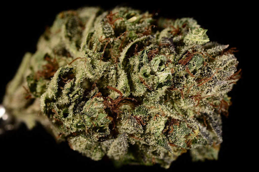 . No. 21: Triple Diesel (Ry Prichard, The Cannabist)