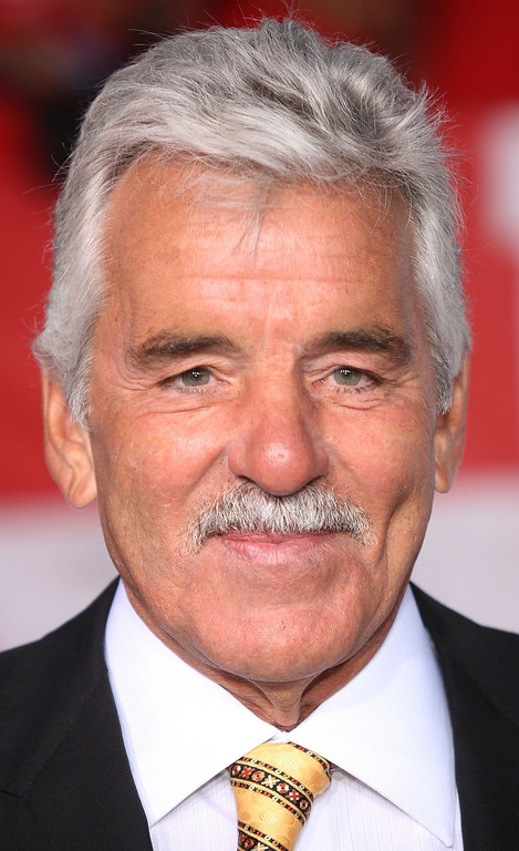 ". LOS ANGELES, CA - MAY 01: Actor Dennis Farina attends the ""What Happens In Vegas\"" film premiere at the Mann Village Theater on May 1, 2008 in Los Angeles, California.  (Photo by Frederick M. Brown/Getty Images)"