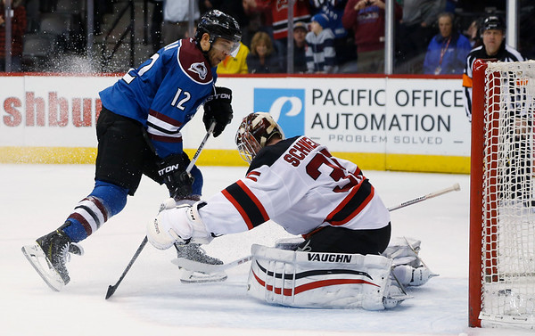 PHOTOS: Colorado Avalanche vs. New Jersey Devils, March 12, 2015