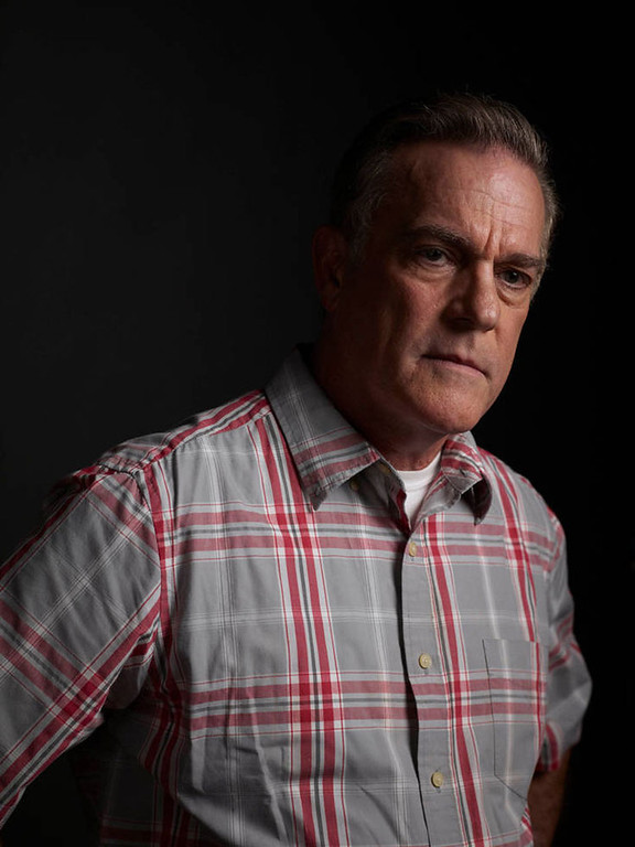 """. Bruce McKinnon as Daniel\'s step-father Ted Sr. in \""""Rectify\"""""""