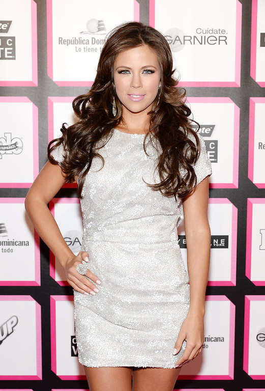 . Actress Ximena Duque attends People En Espanol\'s 50 Most Beautiful 2013 at Marquee on May 13, 2013 in New York City.  (Photo by Dimitrios Kambouris/Getty Images for People en Espanol)