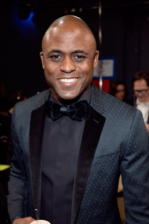 . LOS ANGELES, CA - JANUARY 08:  TV personality Wayne Brady attends The 40th Annual People\'s Choice Awards at Nokia Theatre L.A. Live on January 8, 2014 in Los Angeles, California.  (Photo by Frazer Harrison/Getty Images for The People\'s Choice Awards)