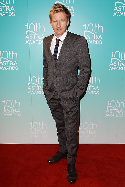. David Wenham arrives at the 10th annual Astra Awards at Sydney Theatre on June 21, 2012 in Sydney, Australia.  (Photo by Brendon Thorne/Getty Images)
