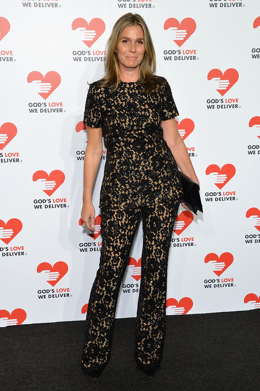 . NEW YORK, NY - OCTOBER 16:  Aerin Lauder, recipient of the Golden Heart Award for Lifetime Acheivement, attends God\'s Love We Deliver 2013 Golden Heart Awards Celebration at Spring Studios on October 16, 2013 in New York City.  (Photo by Larry Busacca/Getty Images for Michael Kors)