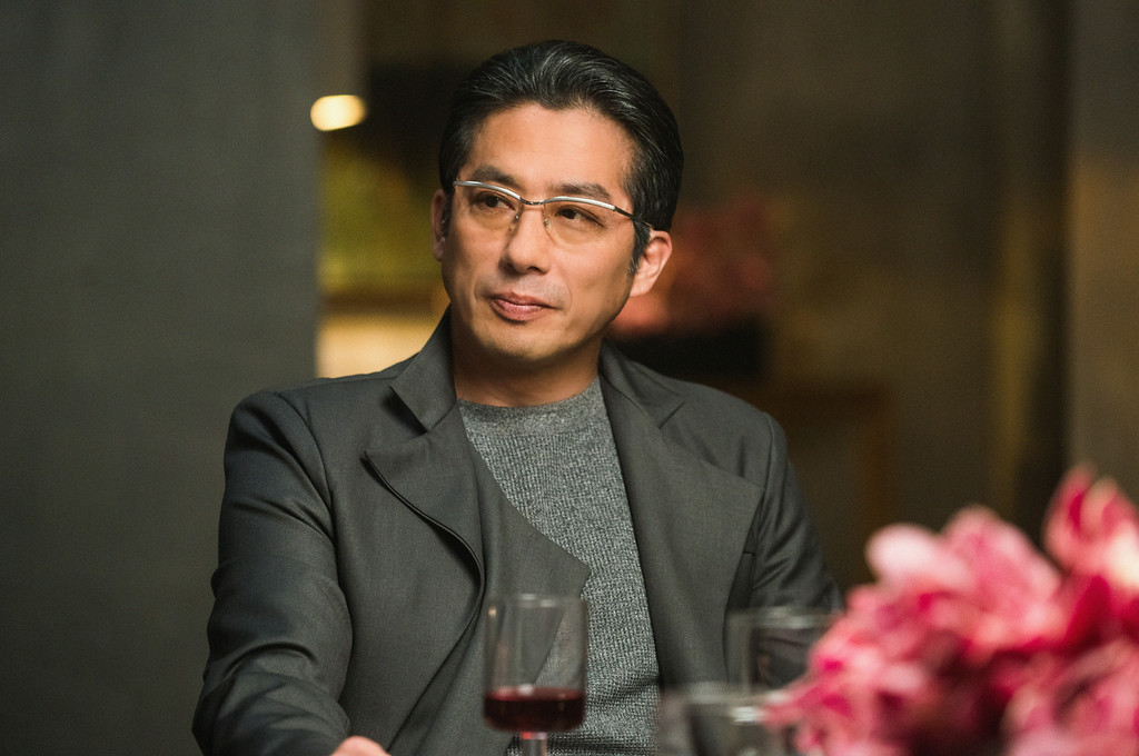 """. \""""More in Heaven and Earth\"""" -- Hiroyuki Sanada  stars as Hideki Yasumoto)  in CBS series EXTANT which  premieres Wednesday, July 9 (9:00-10:00 PM, ET/PT) on CBS.  Photo: Dale Robinette/CBS ���©2014 CBS Broadcasting, Inc. All Rights Reserved"""