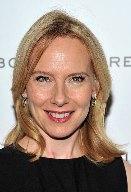 . Actress Amy Ryan attends the 2011 National Board of Review Awards gala at Cipriani 42nd Street on January 10, 2012 in New York City.  (Photo by Stephen Lovekin/Getty Images)