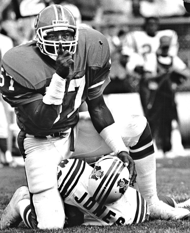 . 10. Tom Jackson, LB, 1973