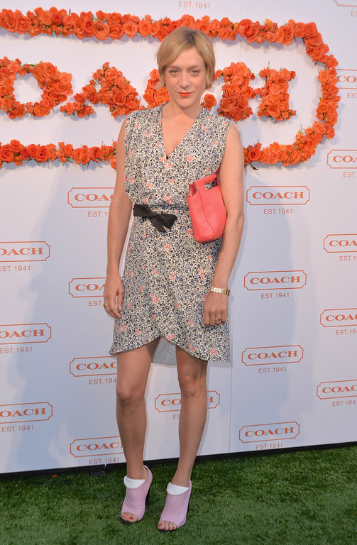 . Actress Chloe Sevigny attends the 3rd Annual Coach Evening to benefit Children\'s Defense Fund at Bad Robot on April 10, 2013 in Santa Monica, California.  (Photo by Alberto E. Rodriguez/Getty Images)