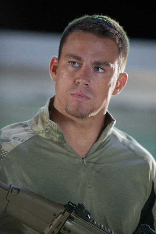 . Channing Tatum plays Duke in G.I. JOE: RETALIATION, from Paramount Pictures, MGM, and Skydance Productions.  (Jaimie Trueblood/Paramount Pictures)