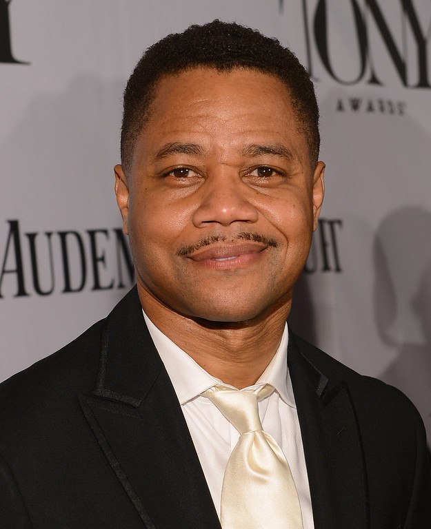 . Actor Cuba Gooding Jr. attends The 67th Annual Tony Awards at Radio City Music Hall on June 9, 2013 in New York City.  (Photo by Larry Busacca/Getty Images for Tony Awards Productions)
